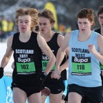 Matheson places well on GB debut