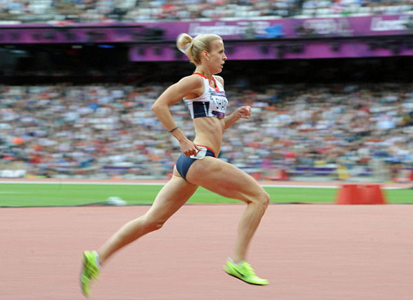 Lynsey Sharp sets Personal Best