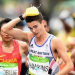 Callum Hawkins sets Scottish half-marathon record in Japan