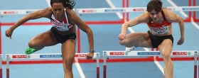 Tiffany Ofili UK Indoor Record