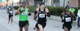 NYC Half Marathon 2011