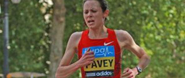 Pavey takes London 10000
