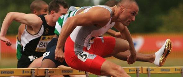 Andy Turner 110m hurdles