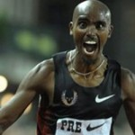 Farah sets new European and British 10000m record