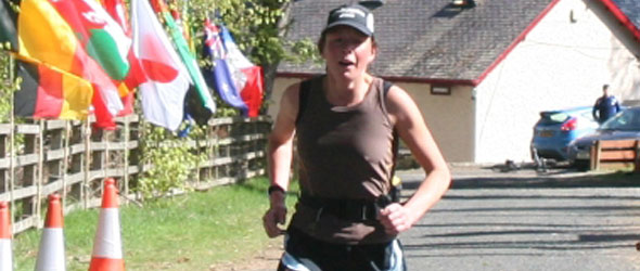 Kate Jenkins - UK Trail Winner