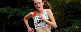 Gorecka takes 5000m Silver