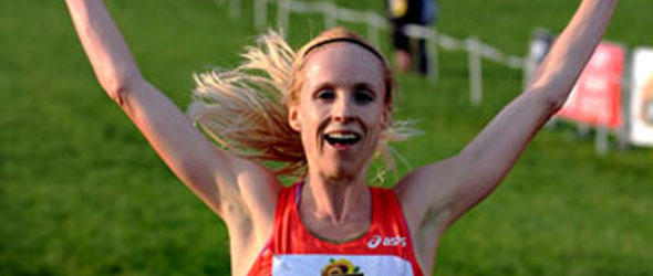 Gemma Steel wins Bristol Cross