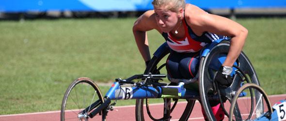 Hannah Cockroft new World Record