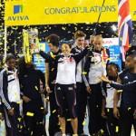 Team GB win Kelvin Hall International