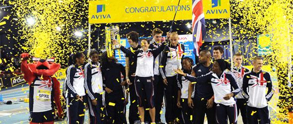 Team GB Celebration - Kelvin Hall 2012