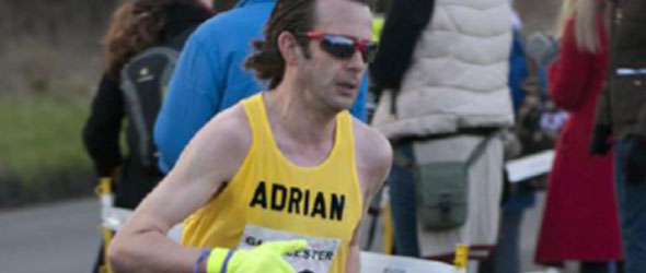 Adrian Marriott - Gloucester 50km