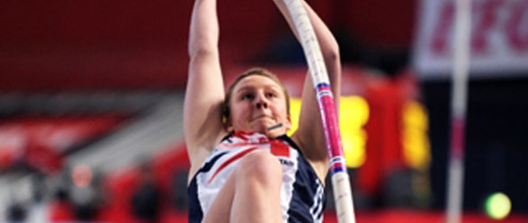 Holly Bleasdale for Birmingham Indoors
