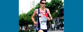 Lee Merrien included in UK Marathon Team