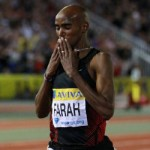 Farah for London Grand Prix