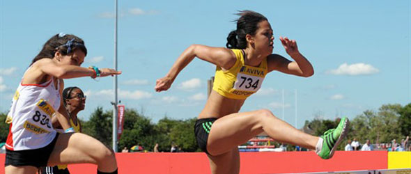 Katarina Johnson-Thompson for Loughborough