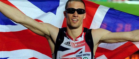 Danny Talbot takes Euro Bronze