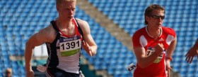 Jonnie Peacock sets T44 100m Record