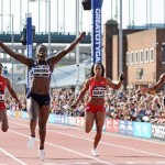 Farah and Onoura star in CityGames