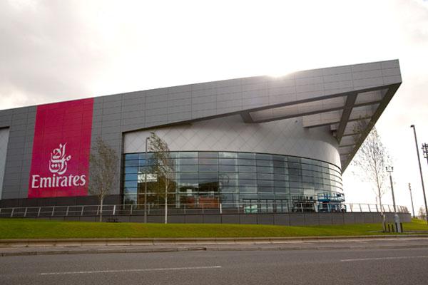Glasgow's Commonwealth Arena