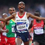 Farah, Ennis athletes of 2012