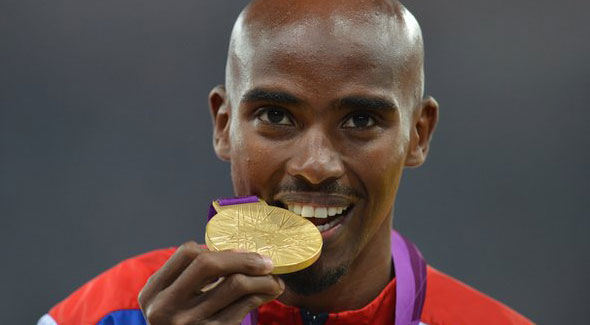 Mo Farah UK Honours List