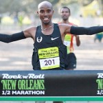 Farah wins New Orleans Half