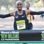 Farah wins New Orleans Half