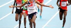 Mo Farah nominated for Laureus