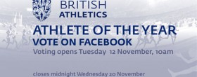 British Athletics Athlete of the Year Awards