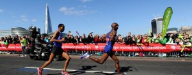 Mo Farah - London Marathon 2014