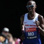 Mo Farah sets English marathon record