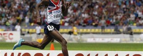 Mo Farah for Glasgow Grand Prix