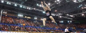 Greg Rutherford jumps new Long Jump record