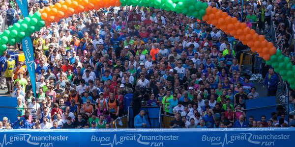 Greater Manchester Run 10km