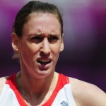 Laura Weightman sets PB