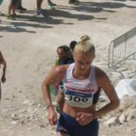 Emma Clayton wins Mountain Running silver