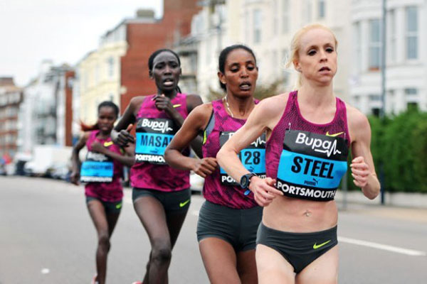 Steel strong in Great South Run