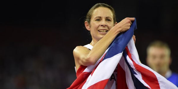 Jo Pavey selected for Sportswoman of the Year