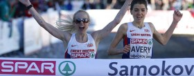 Steel defends Euro Cross Country title