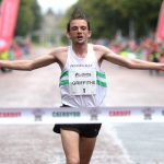 Dewi Griffiths Frankfurt Marathon debut