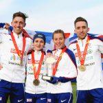 UK win Mixed Relay title in Samorin