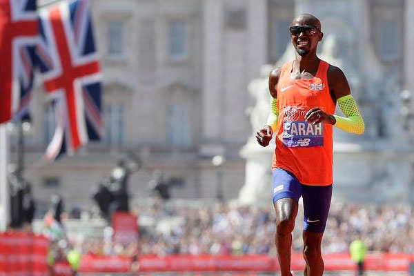 Farah, Bekele for Vitality Big Half 2020