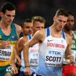 Scott sets European 5000m Indoor record